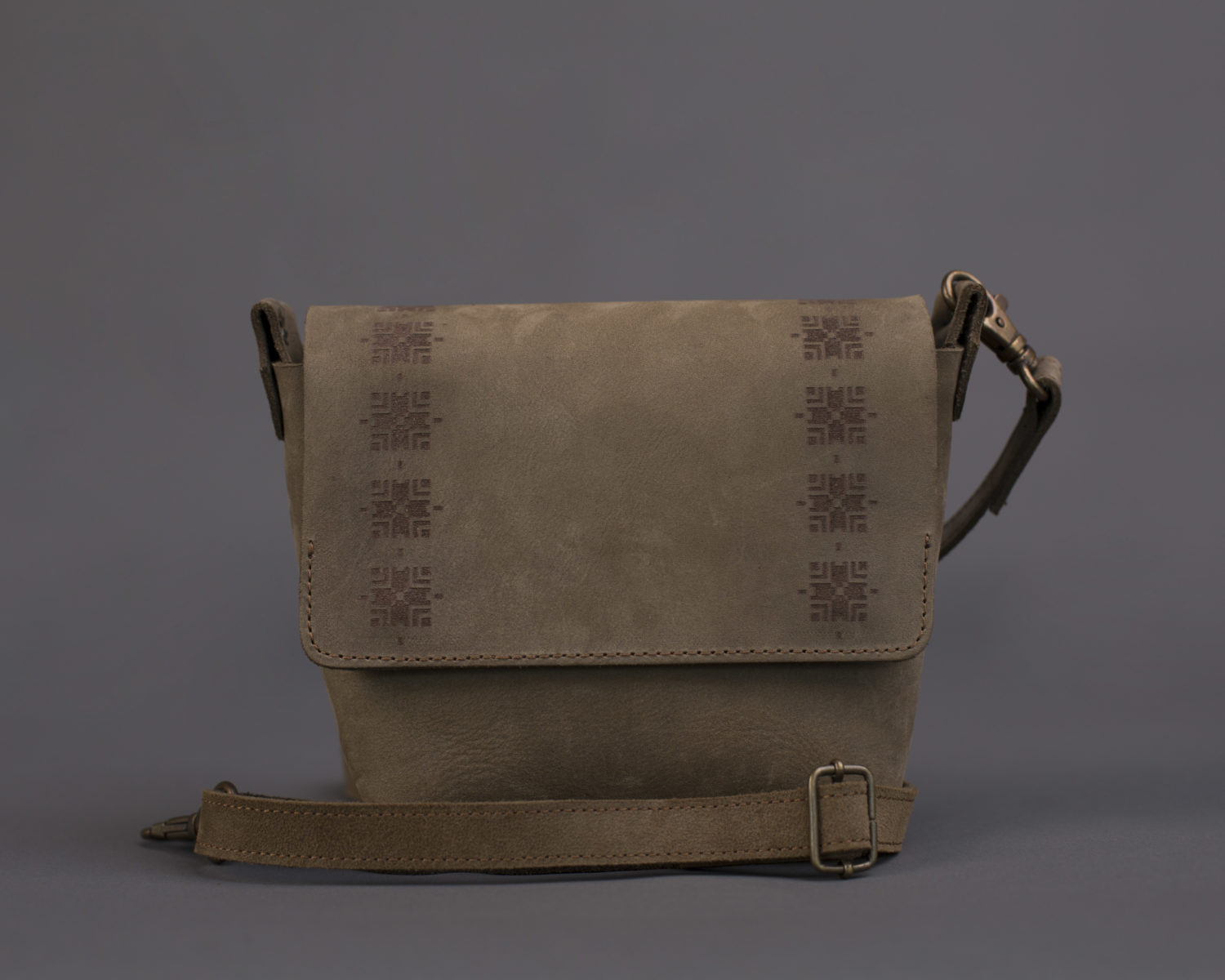 "Bag ""Bloom"" mini olive"
