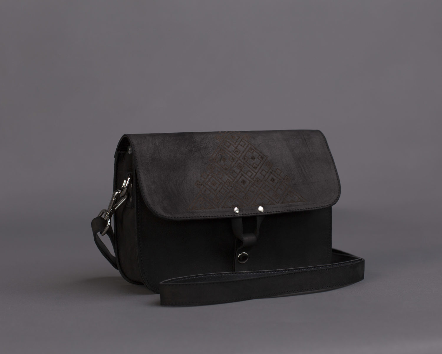 Geometry Bag in Black