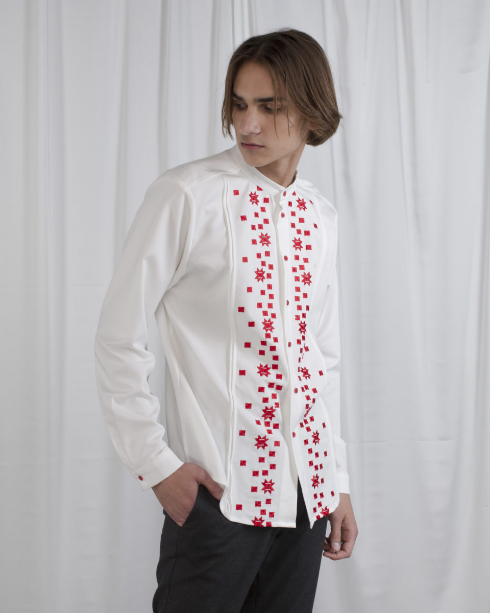 "Men's shirt ""Rushnyk"""